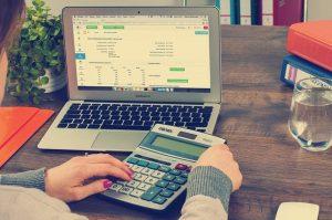 gestion de compte en ligne